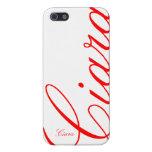Ciara - caso listo del iPhone 5 hermosos iPhone 5 Cárcasa