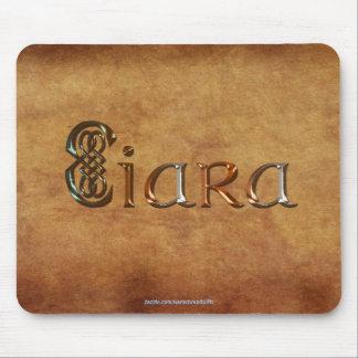 CIARA Name-Branded Personalised Gift Mousepad