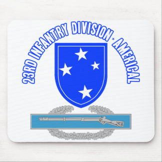 CIB 23 Inf Div (Americal) Mouse Pad