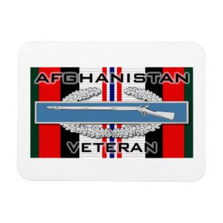CIB Afganistán Imanes De Vinilo