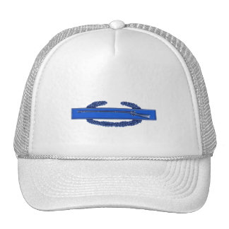CIB (Combat Infantryman Badge) Trucker Hat