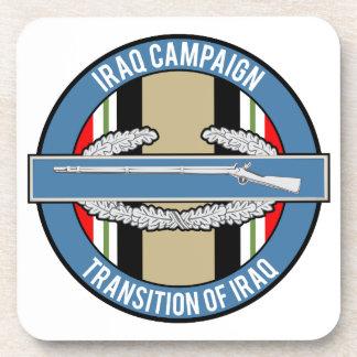 CIB de la campaña de Iraq