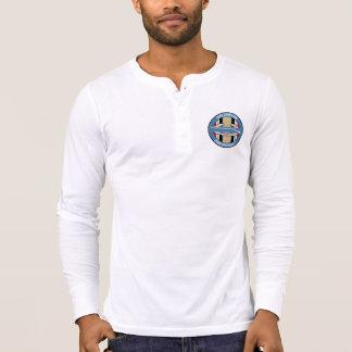 CIB de la campaña de Iraq Tee Shirts