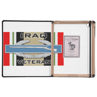 CIB Iraq Veteran iPad Covers