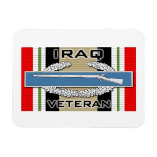 CIB Iraq Veteran Magnet