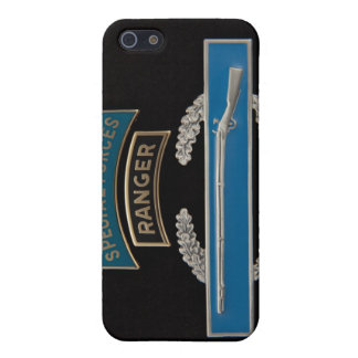 CIB Special Forces Ranger iPhone SE/5/5s Cover