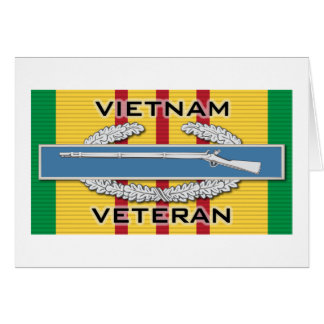 CIB Vietnam Veteran Card