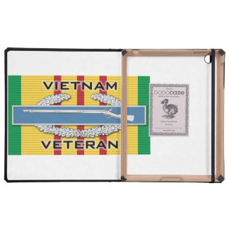 CIB Vietnam Veteran iPad Case