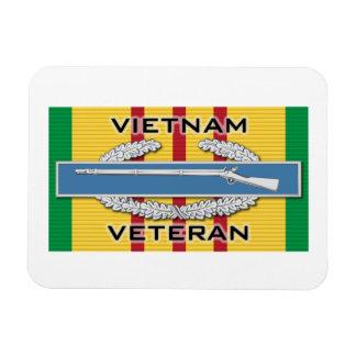 CIB Vietnam Veteran Magnet