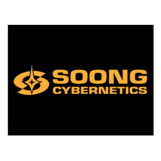 Cibernética de Soong - Noonien Soong Tarjetas Postales