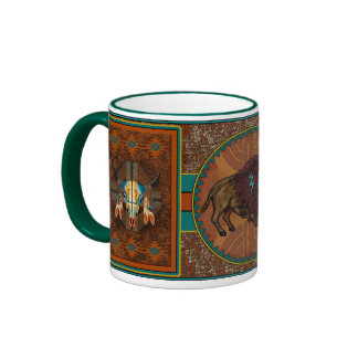 Cibola Ringer Coffee Mug