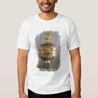 Ciborio, hecho en Limoges por G. Alpais para el Playeras