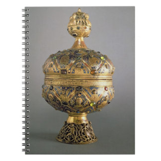 Ciborium, made in Limoges by G. Alpais for the Abb Notebook