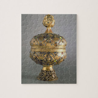 Ciborium, made in Limoges by G. Alpais for the Abb Puzzles