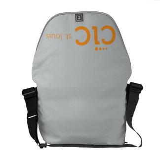 CIC St. Louis Messenger Bag