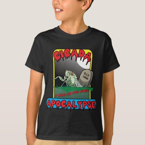 Cicada Apocalypse T_Shirt