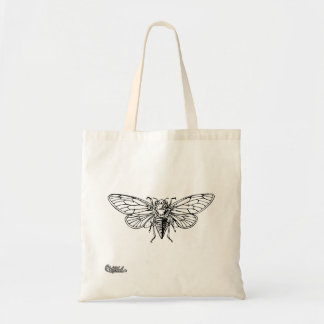 Cicada Tote Bags