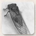 Cicada Cork Coaster