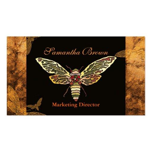 Cicada Custom Business Cards