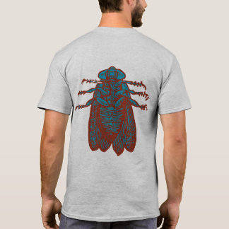 Cicada (front and back) T-Shirt