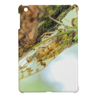 Cicada insect iPad mini cover