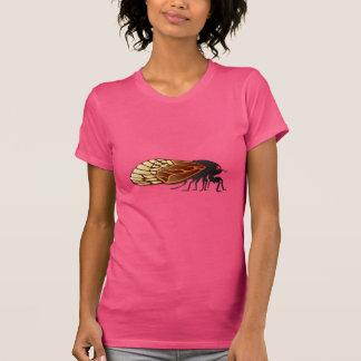 Cicada - Magicicada - Emergence of Amazing Insect T-shirt