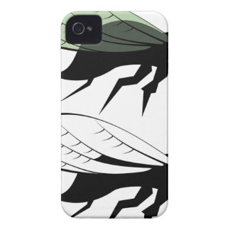 Cicada vector iPhone 4 cover
