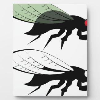 Cicada vector plaque