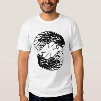Cicada Yin Yang Magicicadas Life Cycle Circle T Shirts