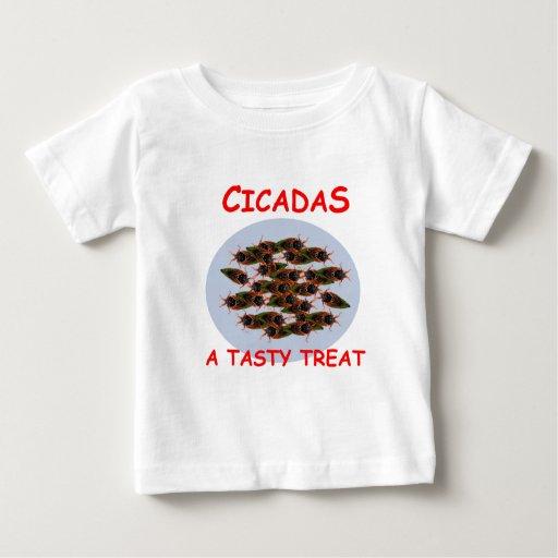 CICADAS A Tasty Treat Tshirts