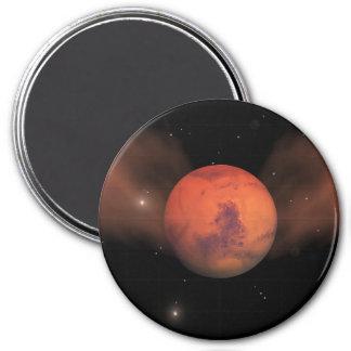 Cicatrices de Marte Imán Redondo 7 Cm
