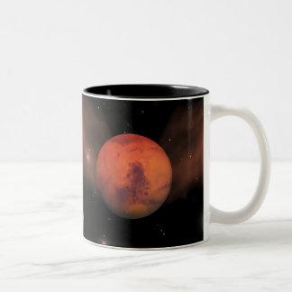 Cicatrices de Marte Taza De Café
