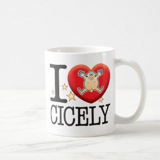 Cicely Love Man Coffee Mug