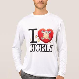 Cicely Love Man T Shirt