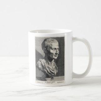 cicero classic white coffee mug