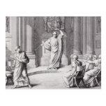 Cicero Denouncing Catiline Postcards