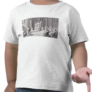 Cicero Denouncing Catiline T-shirts