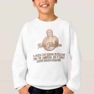 Cicero Quote on Treason Sweatshirt
