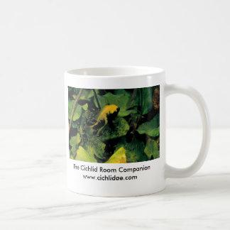 Cichlid Room Companion - Herichthys labridens Mug