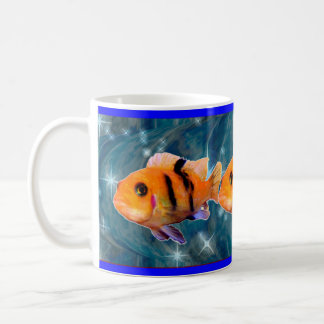 Cichlid Tropical Fish Mug