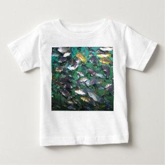 Cichlids, cichlids, and more cichlids! Fish fish! Baby T-Shirt
