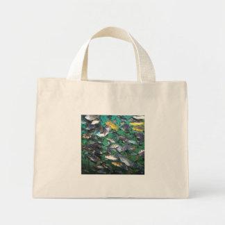 Cichlids, cichlids, and more cichlids! Fish fish! Mini Tote Bag