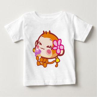 CiCi Enjoys An Ice Cream Cone Baby T-Shirt