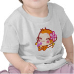 CiCi Enjoys An Ice Cream Cone T Shirts