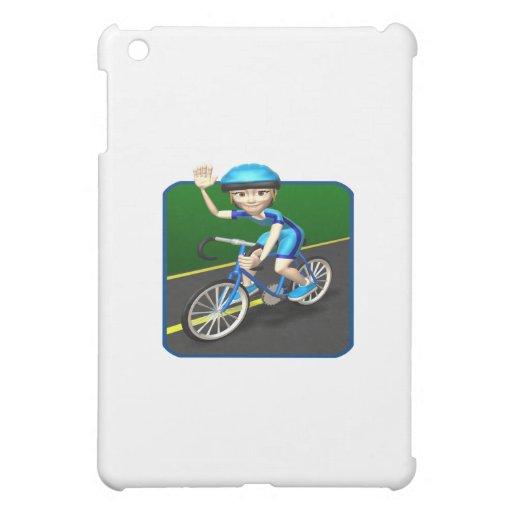 Ciclista 3 de la mujer