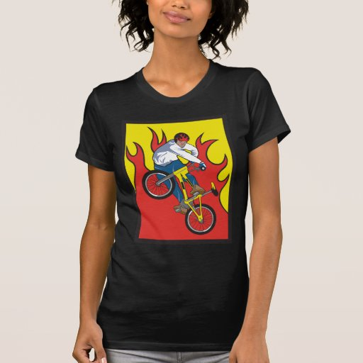 Ciclista Camisetas