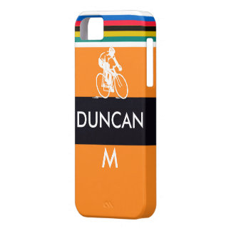 Ciclista del merckx del remolino funda para iPhone SE/5/5s
