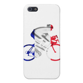 Ciclista del Tour de Francia iPhone 5 Carcasas