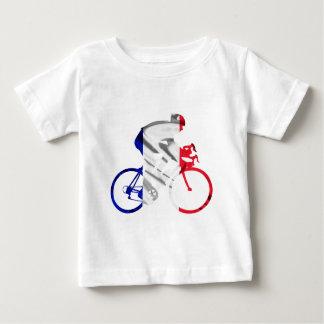 Ciclista del Tour de Francia Playera De Bebé