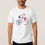 Ciclista del Tour de Francia Playeras